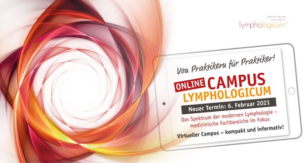 CAMPUS LYMPHOLOGICUM digital am 6. Februar 2021